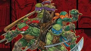 Svelati I Trofei Di Teenage Mutant Ninja Turtles Mutanti