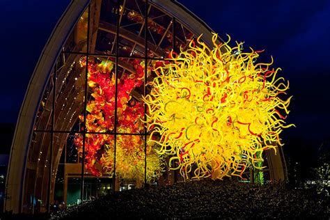 chihuly garden and glass seattle exhibition chihuly garden and glass seattle center