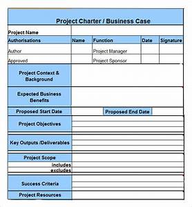 project charter 7 free pdf doc download sample With project charter pmp template