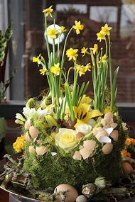 Easter Flower Floral Arrangement