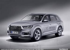 Audi Q7 E