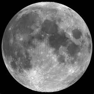 Moon Surface Texture