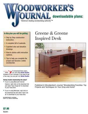 woodworkers journal premium downloadable plans