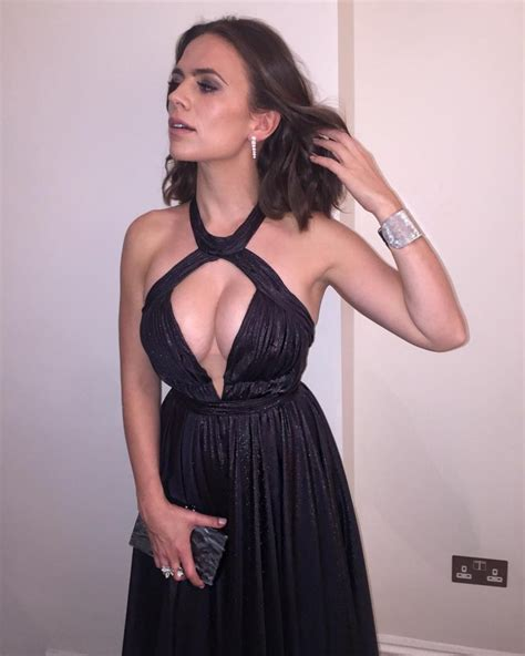 hayley atwell sexy hayley atwell sexy at the 61st bfi london film festival in