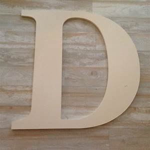 24 large wooden letter unfinished ready to paint With large wooden letters to paint