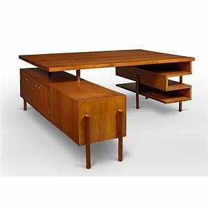 Bureau En Teck Chandigarh Design