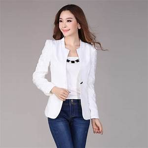 Timeless Classic Ladies White Black Casual Office Lace ...