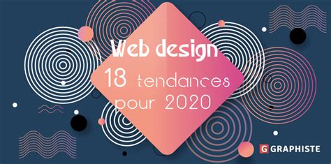 web design  tendances   adopter