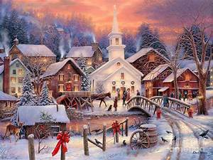 20  Inspiring Christmas Paintings