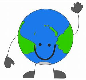 Happy Earth Clipart | Clipart Panda - Free Clipart Images