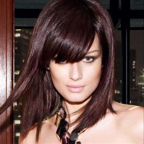 Colors That Go With Hair by Great Bangs Rich Color Mrsbitterchef Pinners