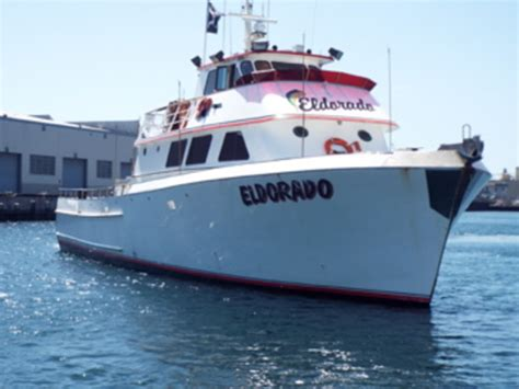 El Dorado Fishing Boat by Eldorado Sportfishing Ca
