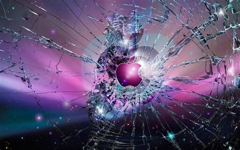 Cracked Screen Background Cracked Screen Wallpapers Wallpaper Cave