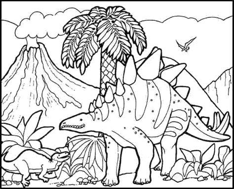 disegni  bambini da stampare  colorare dinosauri