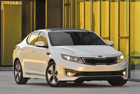 2018 Kia Optima Hybrid Delivers Enhanced Efficiency