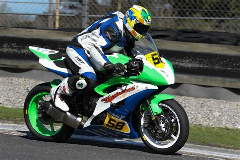 Yamaha R6 Supersport Race Bike (bsb Evo) Seton Tuned