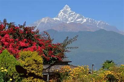 Pokhara Village Annapurna Nepal Eco