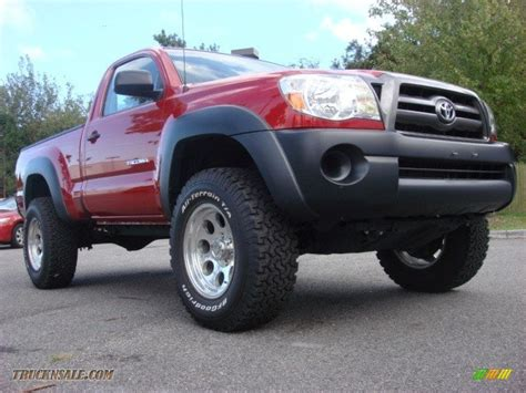 Toyota Tacoma 4x4 Cab For Sale by 2009 Toyota Tacoma Regular Cab 4x4 In Barcelona