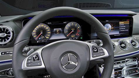 mercedes  class coupe  interior edition  youtube