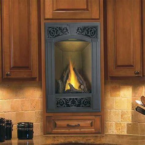 vented gas fireplace ideas  pinterest