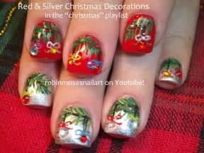 robin moses nail art quot christmas nail art quot quot christmas nails quot quot diva nail art quot quot holiday nail art