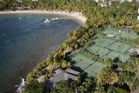 set paradise curtain bluff launches new tennis circuit davidson relations