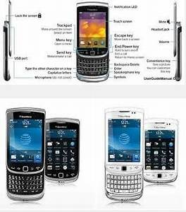 Blackberry Torch 9810 White User Manual Guide