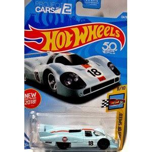 hot wheels gulf racing porsche  lh global diecast