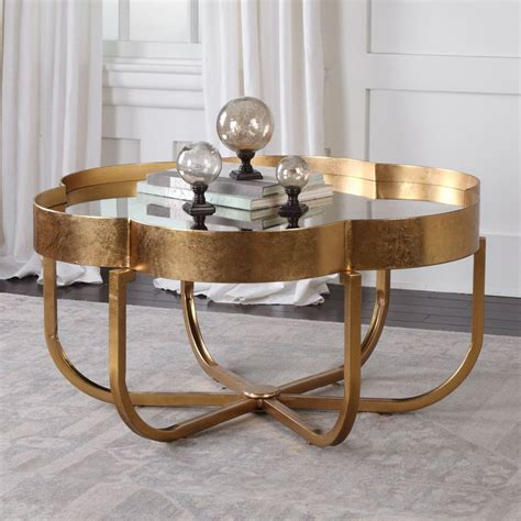 See more ideas about fancy coffee table, home decor, furniture. Uttermost Cydney Gold Coffee Table - 24739   Mirrored coffee tables, Rustic coffee tables, Table