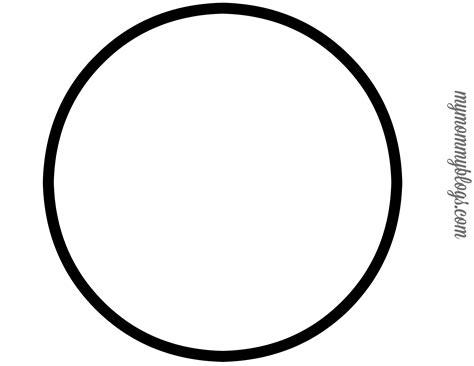 Free Printable Circle Templates  Printable 360 Degree