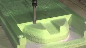 Dämmung Außenwand Material : cnc router fr smaschine fr se 3d milling xps foam formenbau molds youtube ~ A.2002-acura-tl-radio.info Haus und Dekorationen