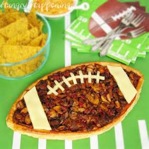 Bowl Super Football Party Food