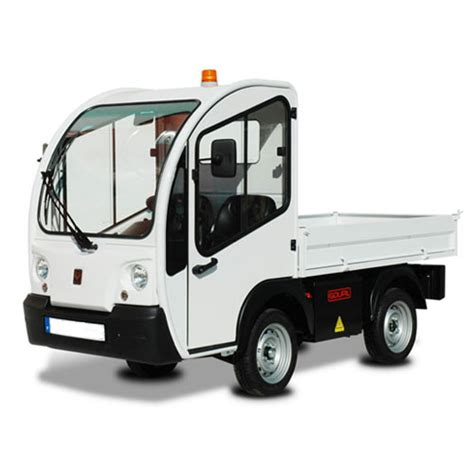 electric utility vehicles g3 2 road approved electric vehicle ground support