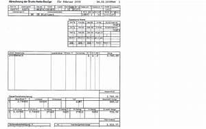 Abrechnung Der Brutto Netto Bezüge : understanding the taxes on german payslips finance toytown germany ~ Themetempest.com Abrechnung