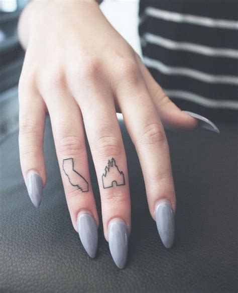 amazing finger tattoo  women youll love ecstasycoffee