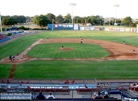 Fairgrounds Field - Shreveport Louisiana - Home of the ...