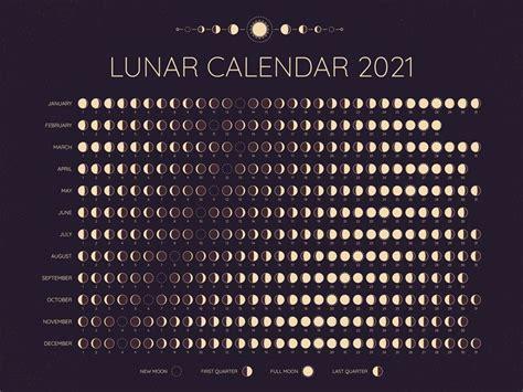 moon calendar  lunar phases cycles  full    pha  tartila