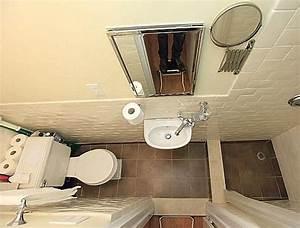 amenagement petite salle de bain 34 idees a copier With salle de bain espace reduit