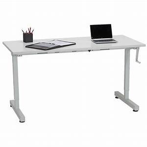 Matrix Manual Height Adjustable Desk 1500mm