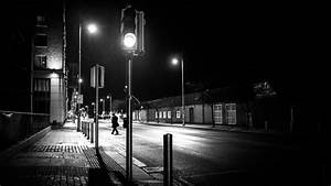 Green Light - Dublin, Ireland - Black And White Street ...
