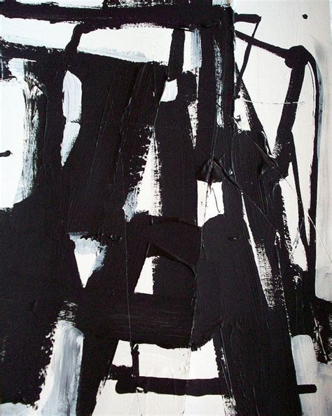 Abstract Black Painting by Abstract Black And White Painting Modern Abstract