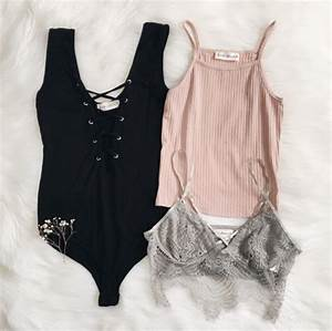 Bralette outfits | Tumblr