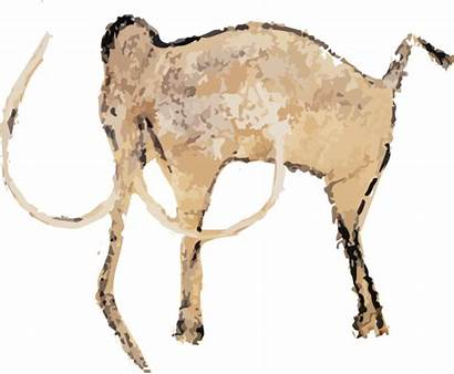 Mammoth Woolly Cave Plateau Germany Bone Hut