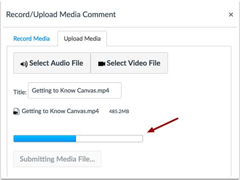 How Do I Upload A Video Using The Rich Content