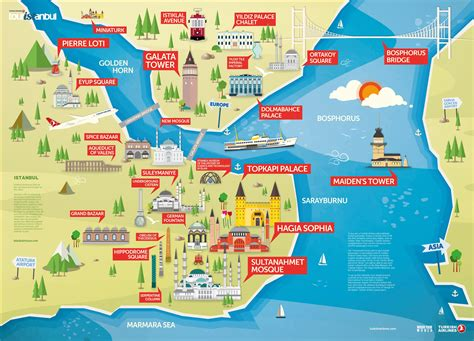 tourist map  istanbul google search places im