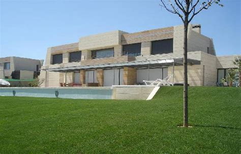 la maison de cristiano ronaldo 224 madrid photos
