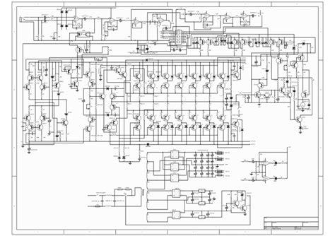 Schematic Power Amp