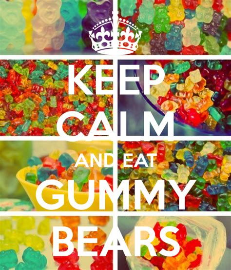 haribo gummy bears   bcause