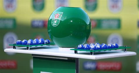 Carabao Cup draw live: Man Utd, Liverpool and Arsenal ...