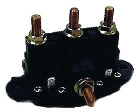 the new reversing polarity contactor